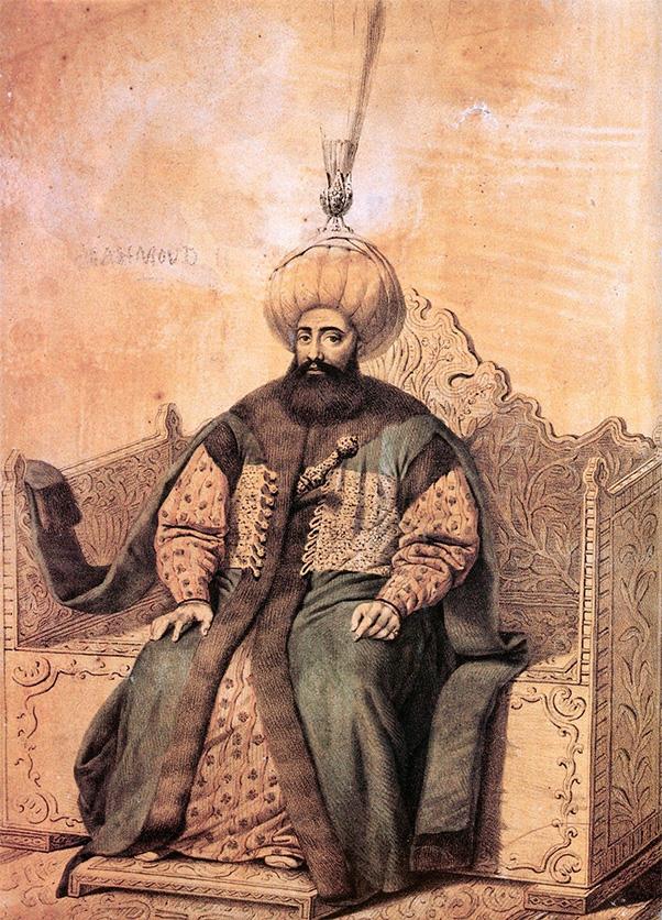 Sultan 2 Mahmut